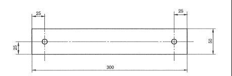 纸面石膏板遇火稳定性测试仪试验试样制作与试验步骤 SPB-1